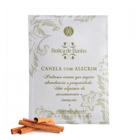 Sachet Perfumado 5g Canela com Alecrim