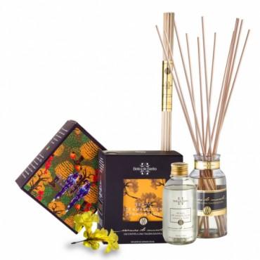 Kit Difusor de Aromas 250ml Aromas do Mundo Brasil