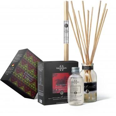 Kit Difusor de Aromas para ambiente Alemanha Botica de Banho 250 ml