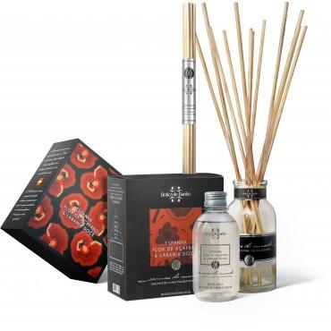 Kit Difusor de Aromas para ambiente Espanha Botica de Banho 250 ml