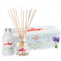 Difusor de Aromas Petit Phelipine Botica de Banho Kit 250 ml