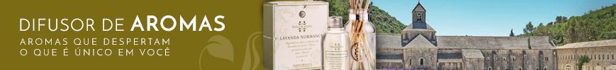 Difusor de Aroma - Botica de Banho
