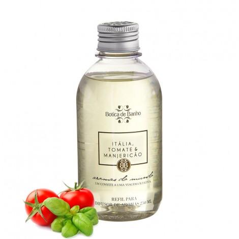 Refil para Difusor de Aromas 250ml Aromas do Mundo Itália