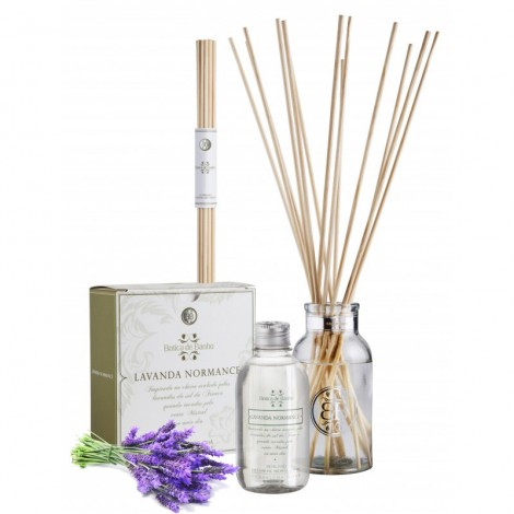 Kit Difusor de Aromas 250 ml Lavanda Normance