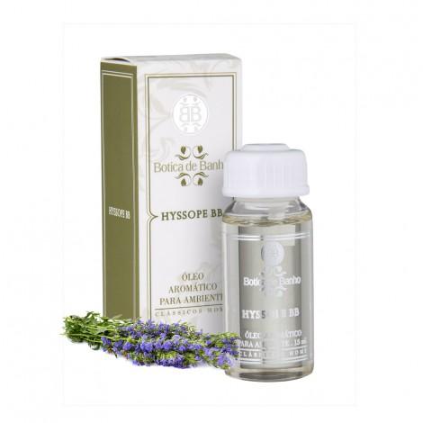 Óleo Aromático Hyssope BB Botica de Banho 15 ml