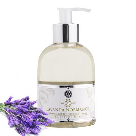 Sabonete Líquido Perfumado 300ml Lavanda Normance