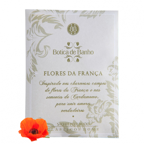 Sachet Perfumado 5g Flores da França