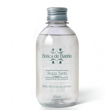 Refil para Difusor de Aromas 250ml Acqua Santa