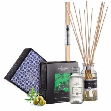 Kit Difusor de Aromas 250ml Aromas do Mundo Portugal