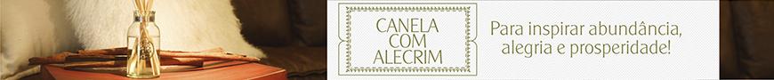 Canela com Alecrim - Botica de Banho